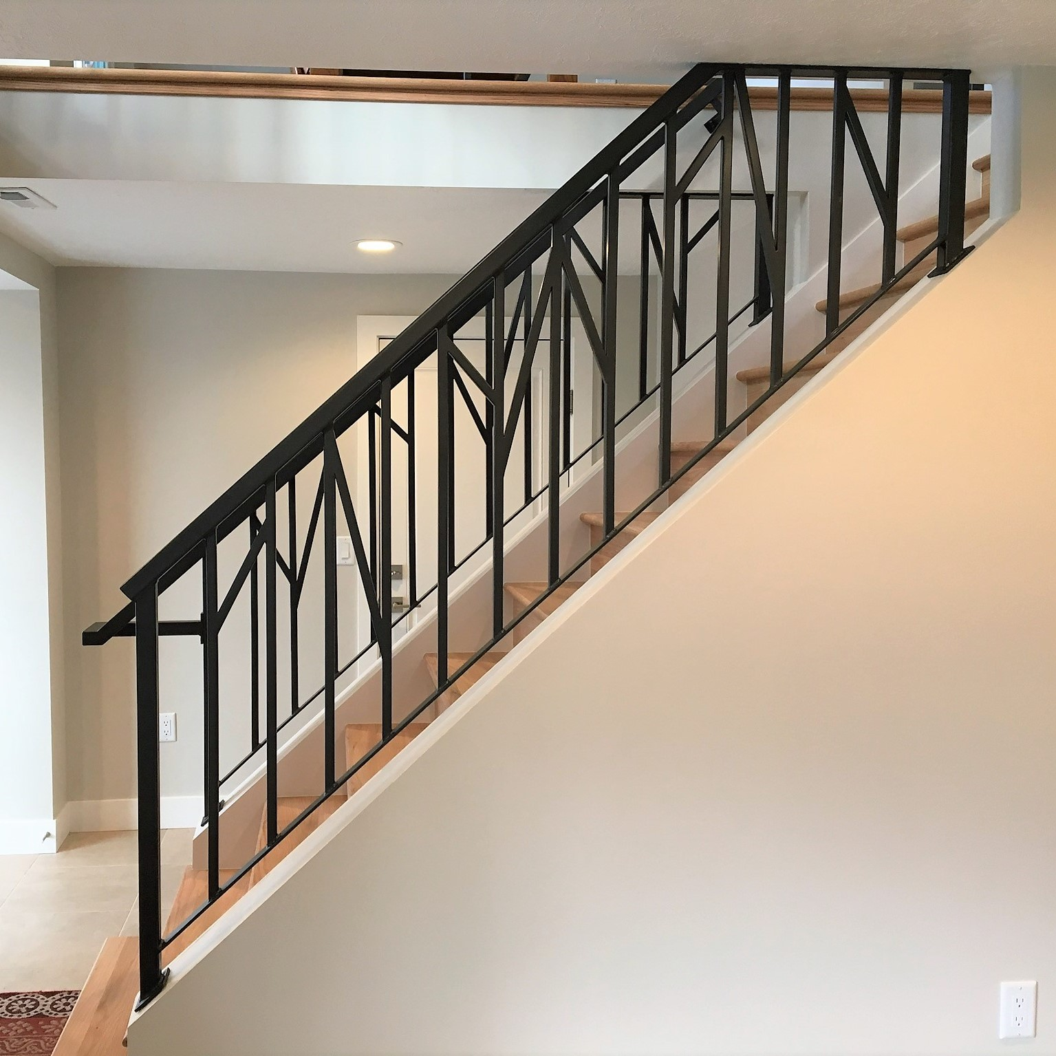 Home » Our Work » Interior Metal Railing